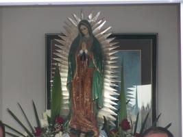 Virgen Santa Maria de Guadalupe - Patrona de America